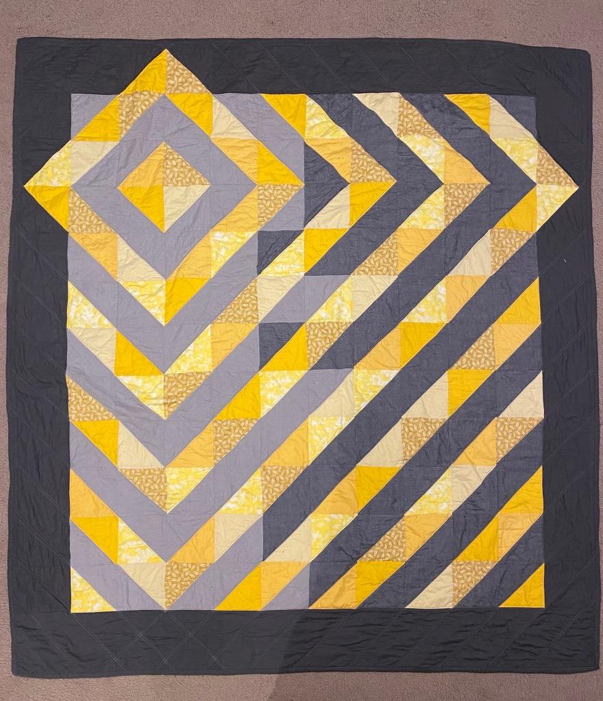 Picture of Evan23's quilt.